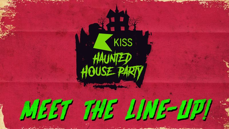 KISS Haunted House Party: Meet the artists 👻