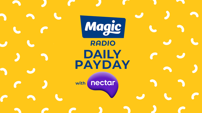 Magic's Daily Payday with Nectar – Terms and Conditions