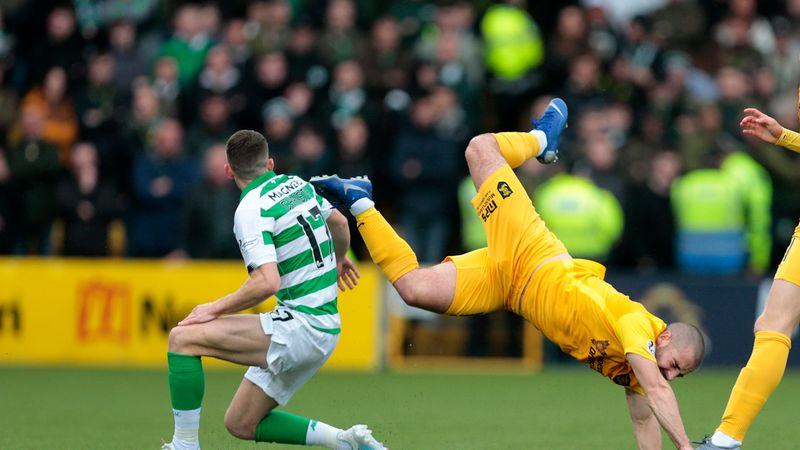 Christie sees red as Celtic suffer shock defeat at Livi
