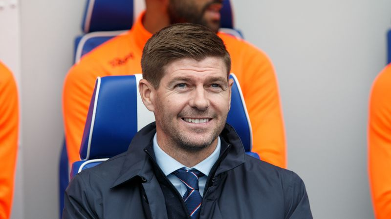 Gerrard says Gers need to keep feet on ground after hitting top spot