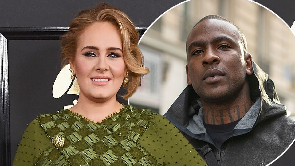 Adele Has Reportedly Introduced Skepta To Her A-list Pals