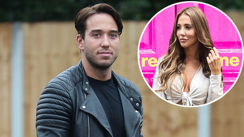 TOWIE's James Lock reveals new romance following Yazmin Oukhellou split