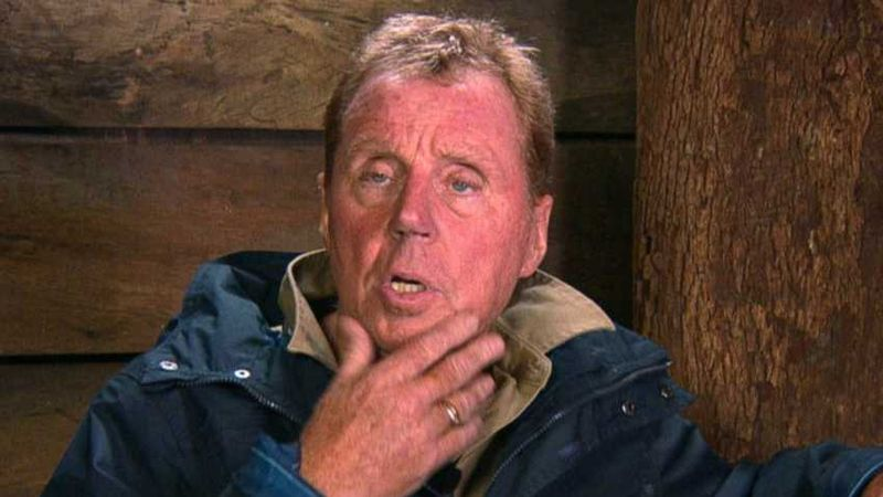 Harry Redknapp 'lets slip' one of his friends is going on I'm A Celeb for £1 million 😱