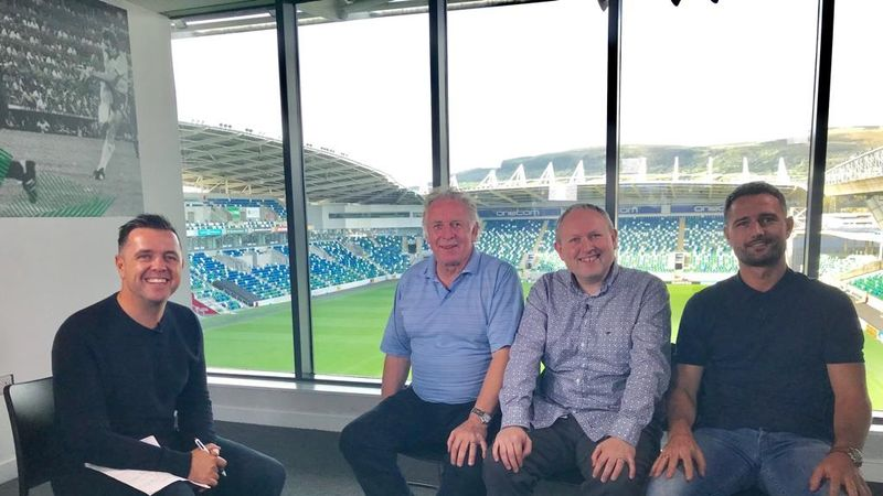 'My heart says Northern Ireland ... my head Netherlands' Gerry Armstrong gives his verdict on crunch Euro 2020 qualifier in Rotterdam