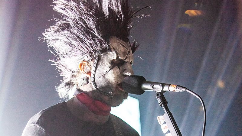 Identity of masked Static-X frontman 'revealed' thanks to neck tattoo