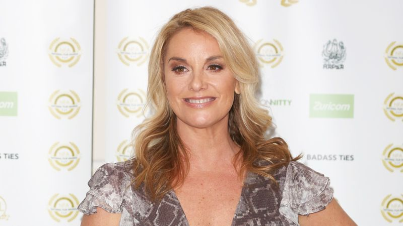 EastEnders' Tamzin Outhwaite moves on with lover 20 years junior