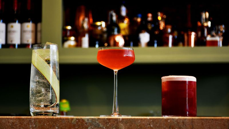 Sober October: the mocktail bars for the booze-free drinker