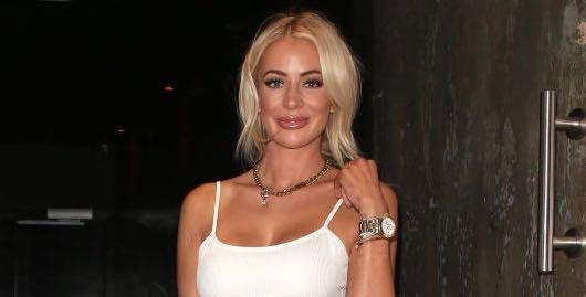 TOWIE's Olivia Attwood isn't bothered about being drunk on screen