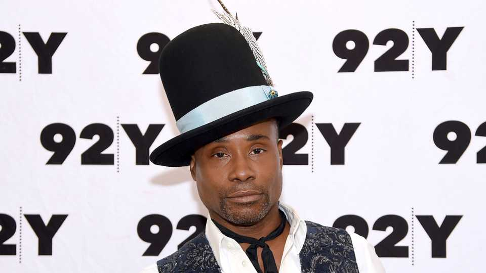 Pose's Billy Porter Up For New Cinderella And Little Shop Of Horrors
