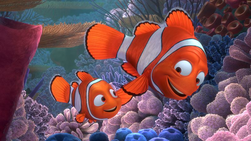 Pixar bosses reveals sweet justice for the barracuda that killed Nemo's mum