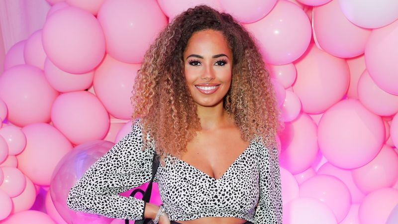 Love Island's Amber Gill unveils dramatic new hair and OMG