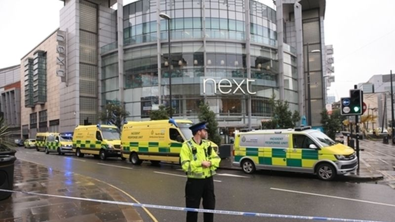 NI teen injured in Manchester attack
