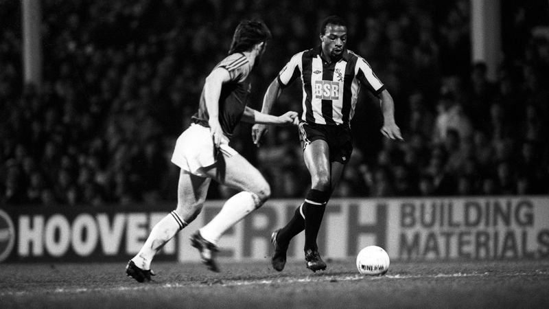 Cyrille Regis added to football Hall of Fame