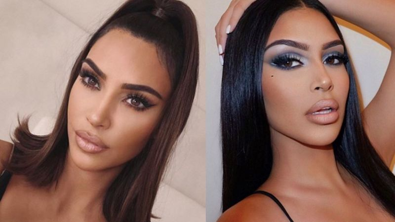 Meet the British beauty blogger who keeps being mistaken for Kim K
