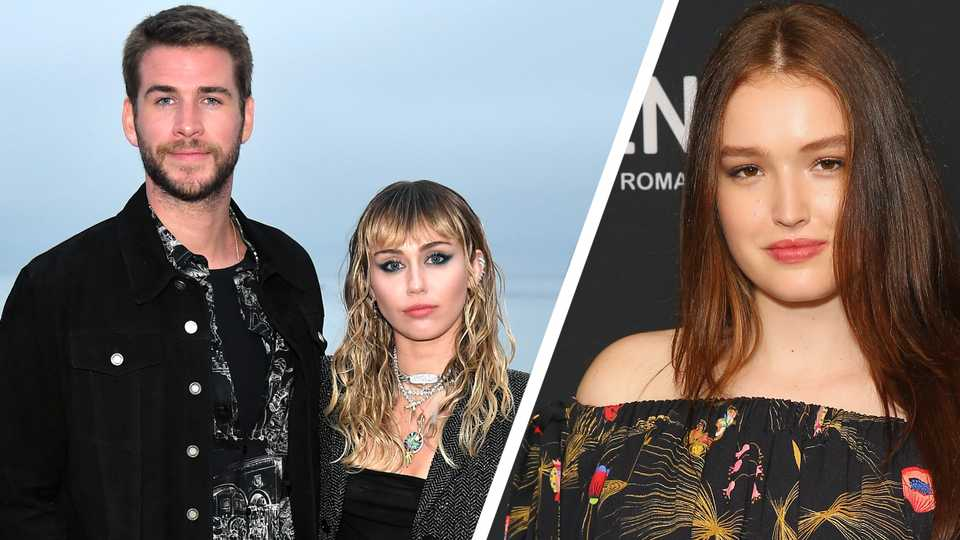 Liam Hemsworth moves on from Miley Cyrus with Dynasty star ...