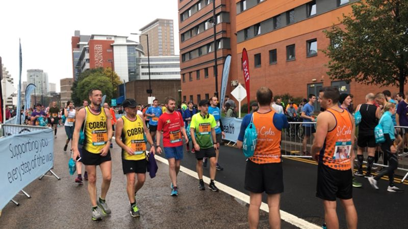 Simplyhealth Great Birmingham Run: Many left disappointed after route was cut short