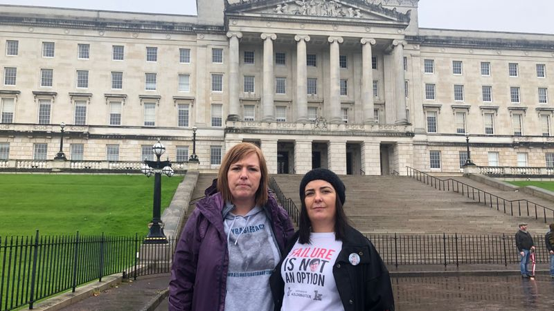 Lyra McKee sister slams NI politicians, following 1,000 day landmark