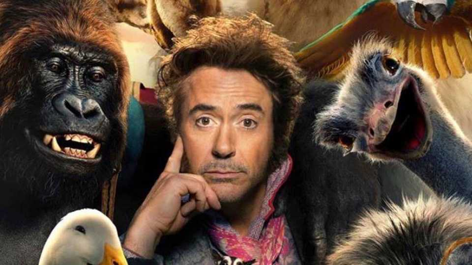 Robert Downey Jr. Talks To Animals For The First Dolittle Trailer