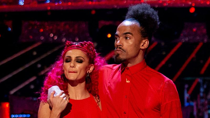 Strictly's Dianne Buswell shares heartfelt tribute to Dev Griffin after shock elimination