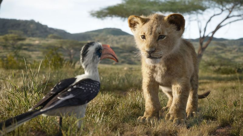 The Lion King unveil behind-the-scenes clip to celebrate DVD release date