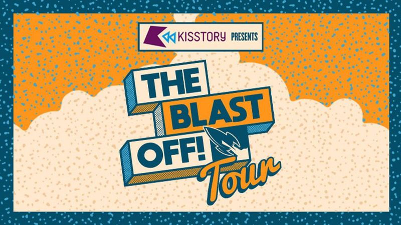 KISSTORY: The Blast Off! Tour is coming to Newcastle