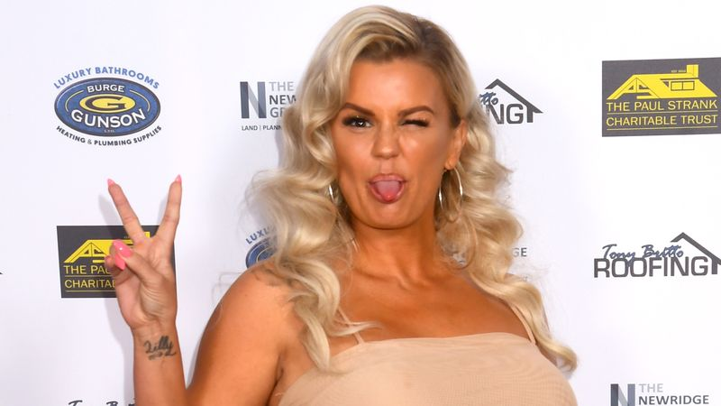 Kerry Katona mocks previous marriages in gushing post about boyfriend