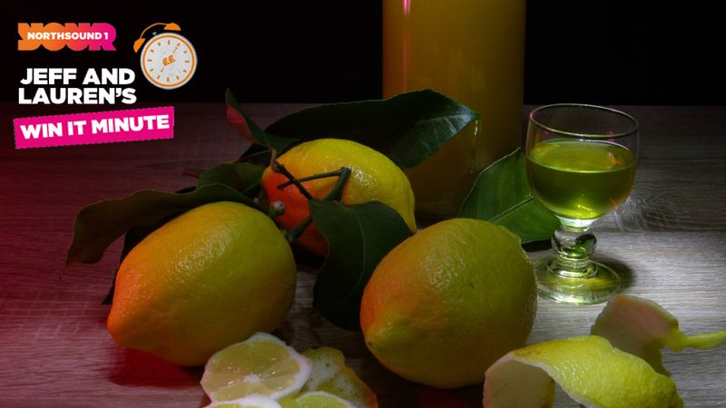 Win it Minute: Limoncello is a lemon liquor from which country?