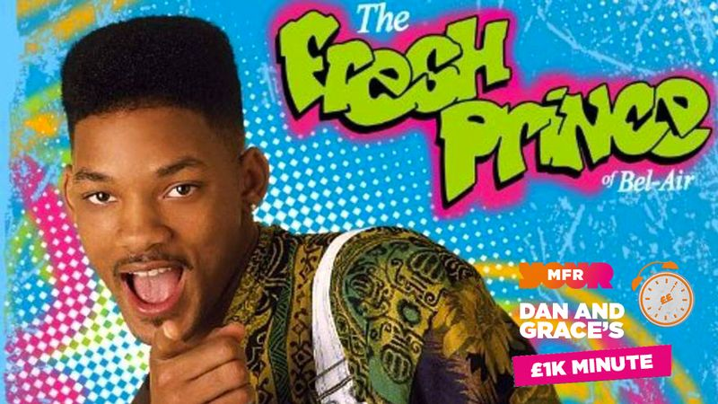 £1K Minute: Who played the Fresh Prince of Bel-Air?