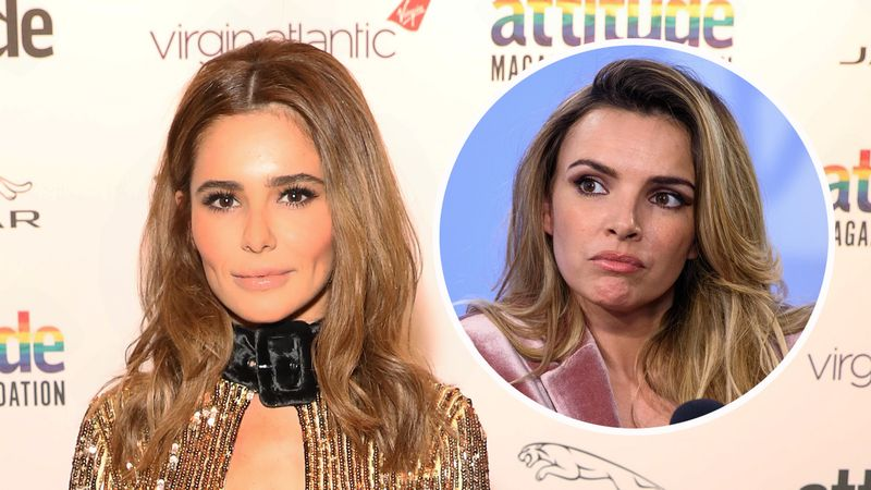 Cheryl's fears over Nadine Coyle's stint on I'm a Celeb
