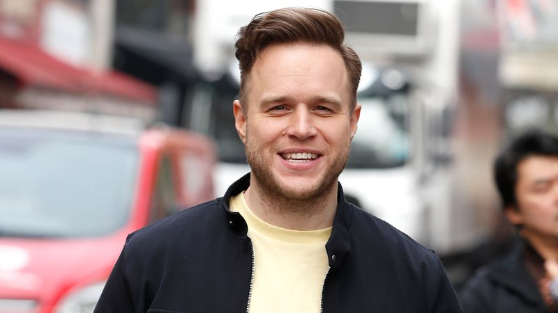 Olly Murs shocks fans with new BLOND hairstyle 😱