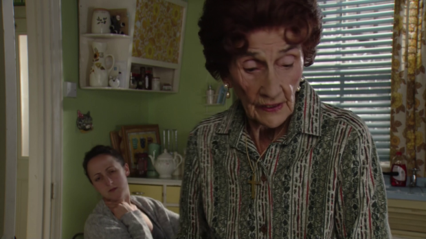 EastEnders fans panicking over Dot Cotton's 'death' storyline