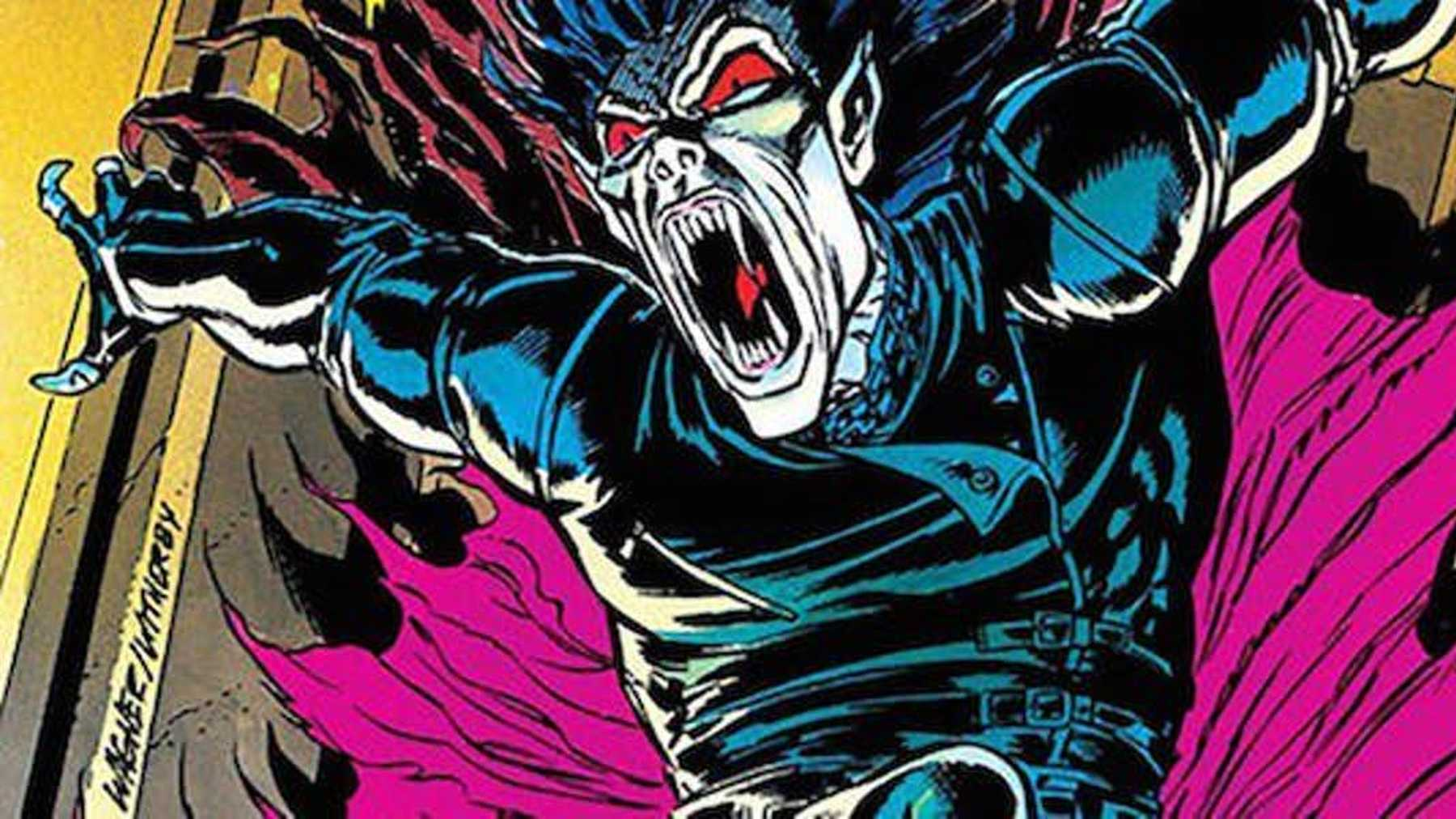 Who Is Morbius The Living Vampire A Comic Book Guide Shopping