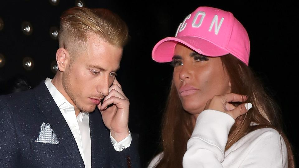 Will an open relationship save Katie Price and Kris Boyson?