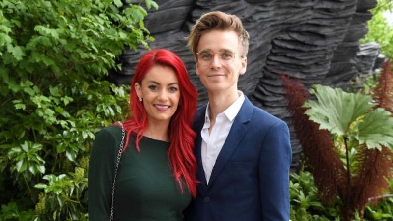 "Joe Sugg says Dianne Buswell is ""not OK"" after Strictly axe"