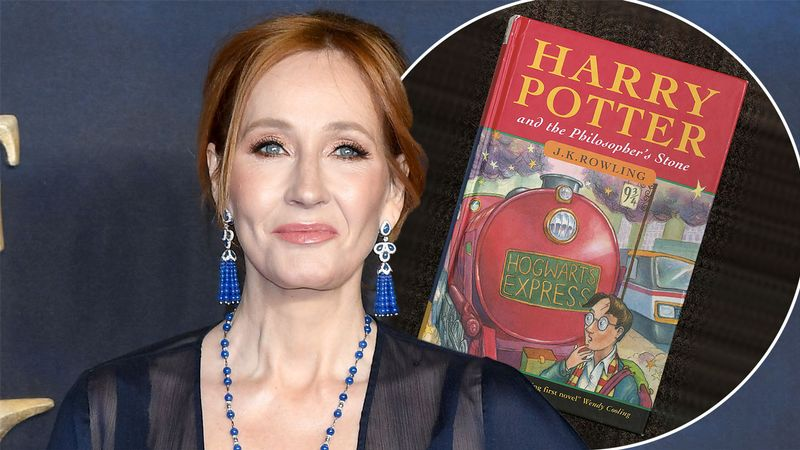 A rare copy of the first Harry Potter book just sold for nearly £60,000