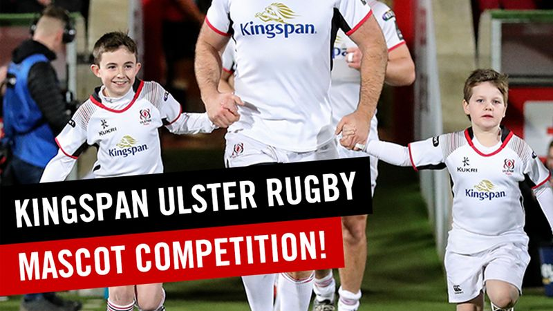 Kingspan Ulster Rugby Mascot Competition Terms & Conditions