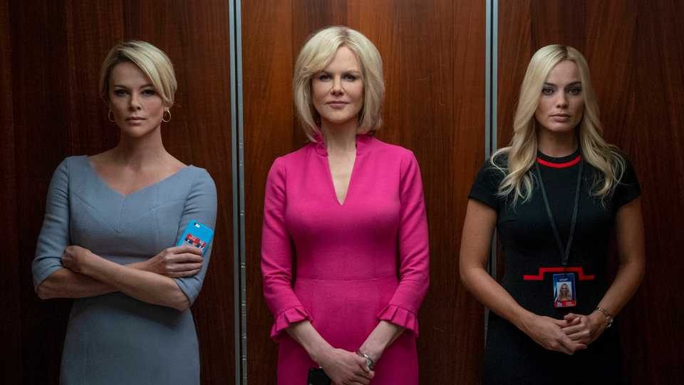 Bombshell: Nicole Kidman, Charlize Theron And Margot Robbie Confront A Real-Life Scandal In The New Trailer