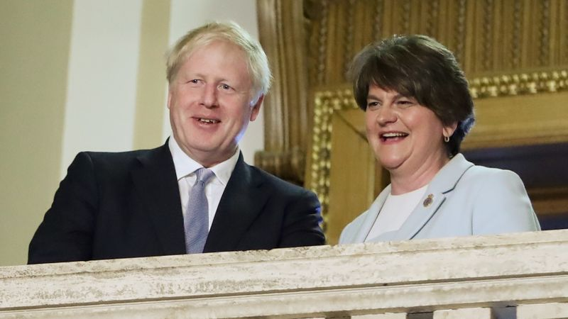 """Gaps remain"" - DUP has its say on latest Brexit deal proposal"