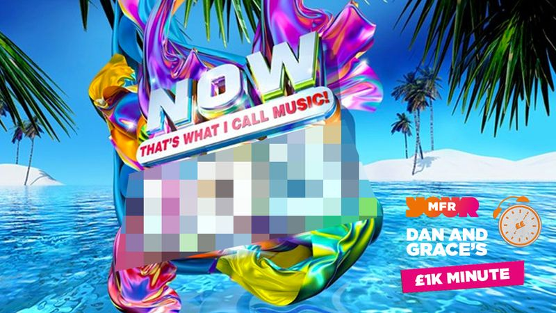 £1K Minute: What is the latest Now CD number out?