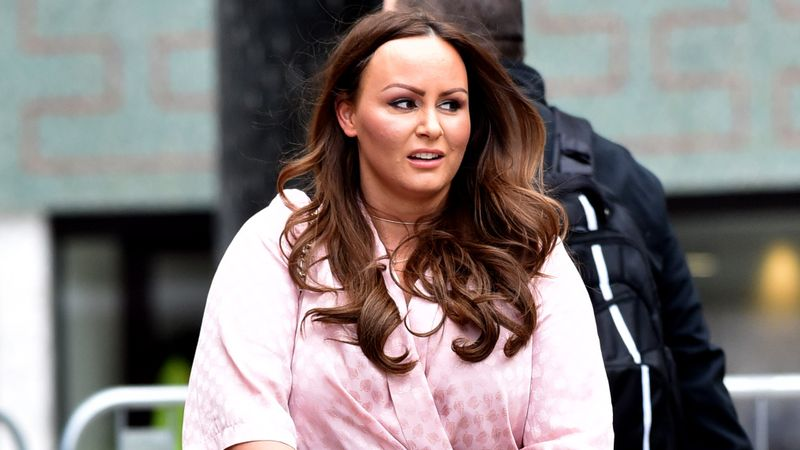 Chanelle Hayes: 'I've dropped 3 dress sizes!'