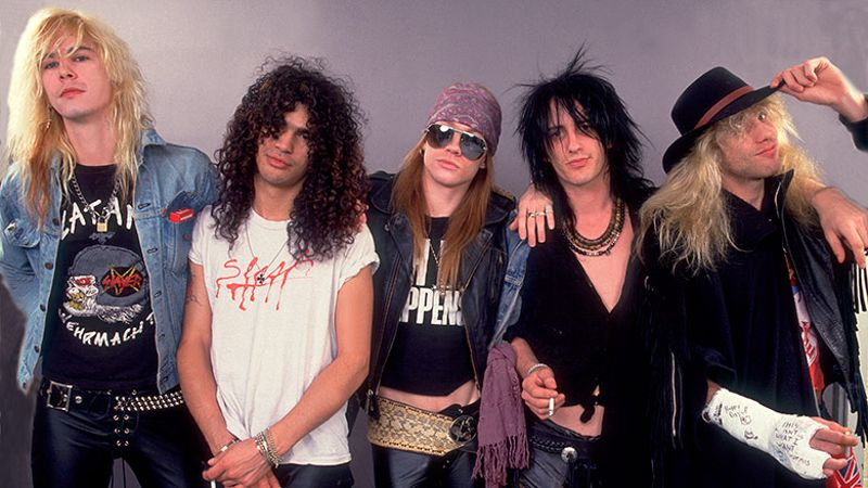 Guns N' Roses' 'Sweet Child O' Mine' smashes one billion YouTube views