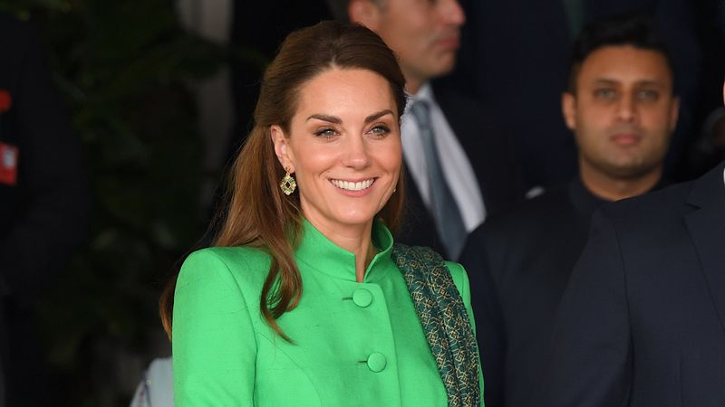 Is Kate Middleton Paying Tribute to Princess Diana With Her Pakistan Tourdrobe?