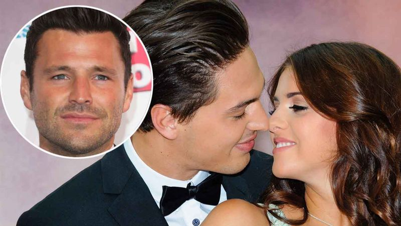 TOWIE's Mario Falcone throws SHADE at pregnant ex Lucy Mecklenburgh