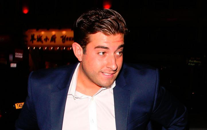 Celebrity Coach trip drama between James Argent and Brendan Sheerin