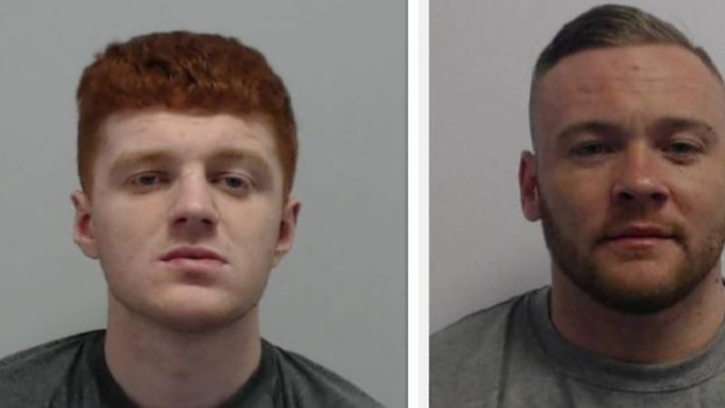 Two men jailed for 23 years for causing the death of a mum driving in Wigan