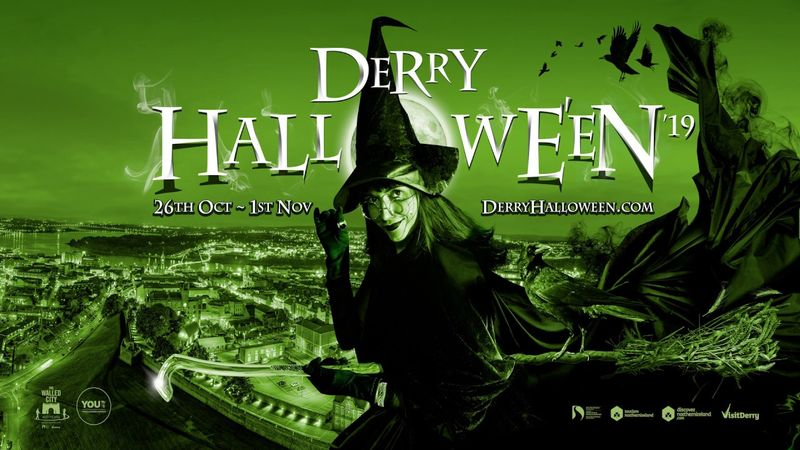 16.spooky Halloween events taking place across Northern Ireland this year