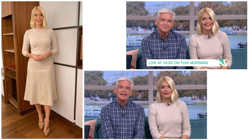 Holly Willoughby's clothes from This Morning and where to buy them