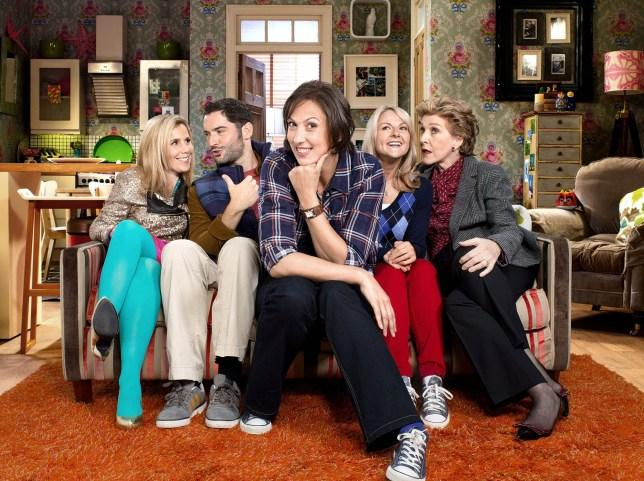 Miranda's ten year special TV episode
