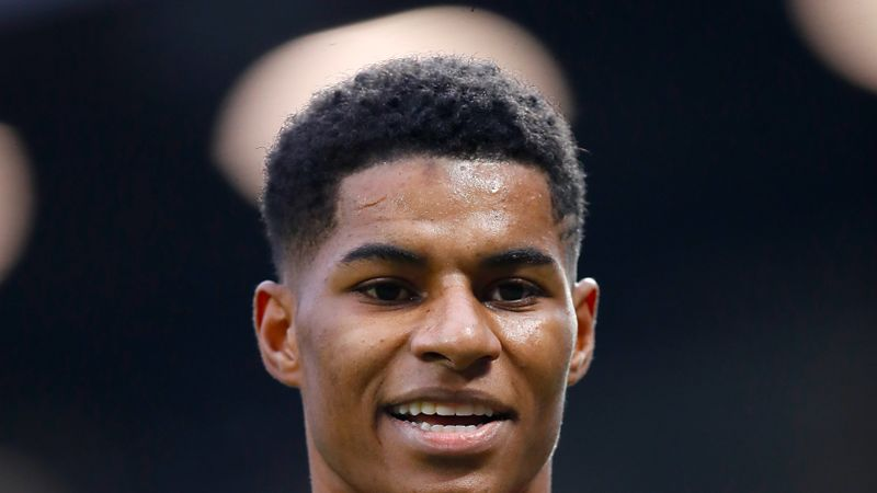 Marcus Rashford launches shoebox appeal to help the homeless