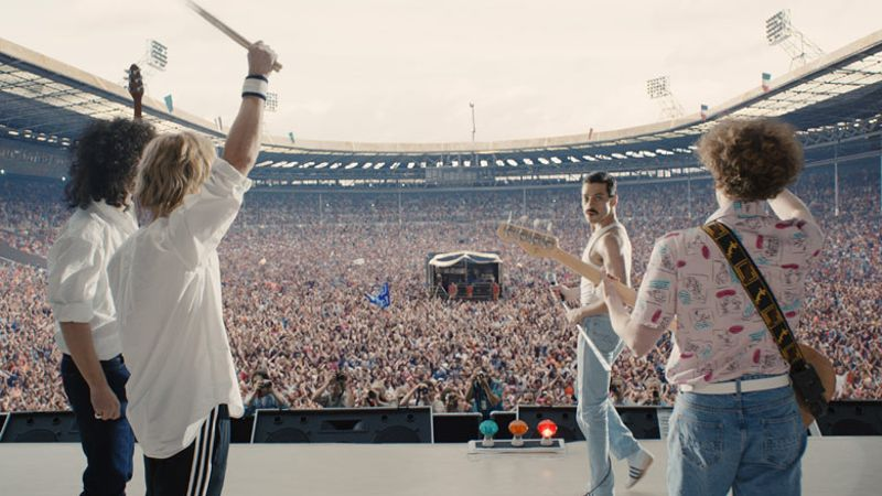 Queen's Roger Taylor slams 'sneering critics' of Bohemian Rhapsody movie